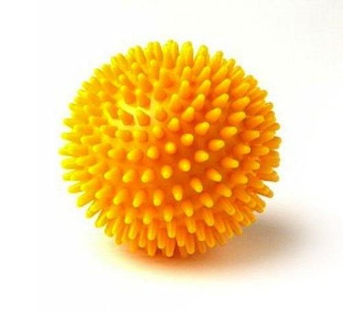 Deluxe Massage Ball (Cando Deluxe Massage Ball, Nonslip, Bumpy Texture, 8cm)