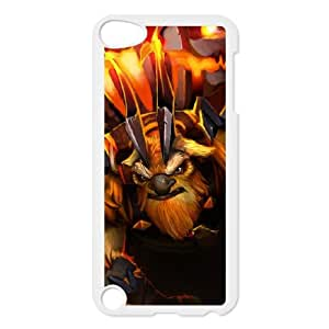 iPod Touch 5 Case White Defense Of The Ancients Dota 2 EARTHSHAKER 001 LWY3549150KSL