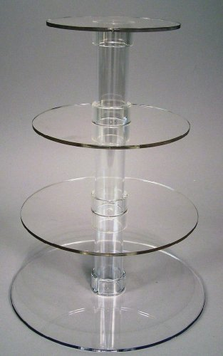 Acrylic Cake / Cupcake Stand