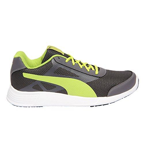 Puma Mens Magneto White Running Shoes - 8 UK/India (42 EU)(36486705)