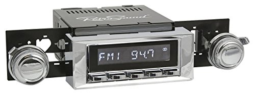 Firebird Radio - Retro Manufacturing LAC-116-117-03-73 Radio for Classic Vehicles
