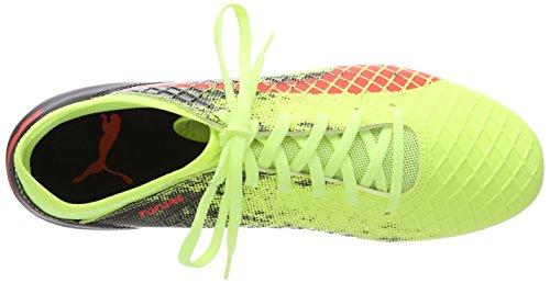 Football 4 puma Black fizzy Puma Yellow 18 Chaussures ag De Blast Jaune red Future Homme Fg px0wxTn