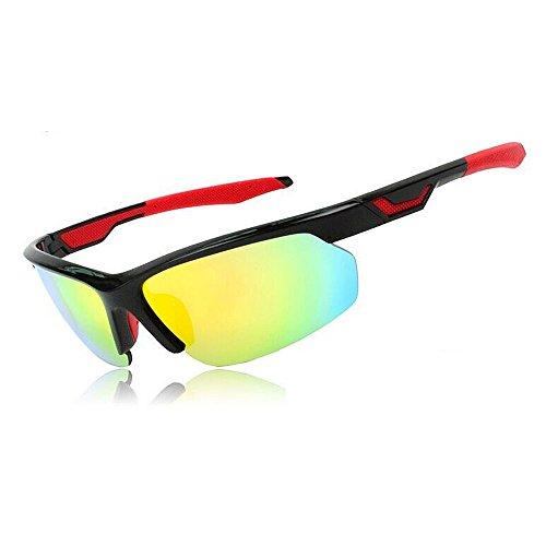para Amarillo Amarillo Mujeres Hombres Y Color Gafas LBY para Gafas De De Sol Deportivas Montar Sol Gafas Hombre de Sol q41wHqUZ