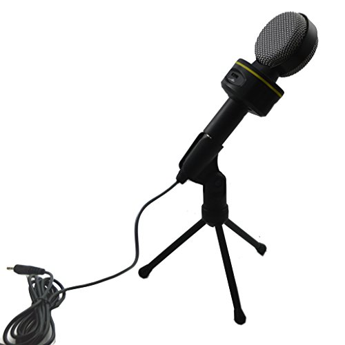 Jeystar SF-930 Professional Condenser Sound Microphone With Stand for PC Laptop Skype Recording by Jeystar (Image #6)