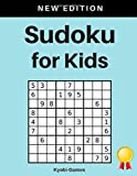Sudoku For Kids: Sudoku Book For Kids Age 6-12