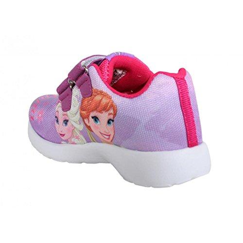 Chaussures de sport pour Fille DISNEY 2300-607 LILA