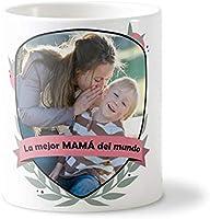 Getsingular Tazas con Fotos Día de la Madre   Tazas de cerámica Blanca Taza Original para el Día de la Madre