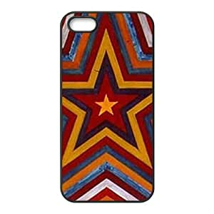 Clzpg Cheap Iphone5,Iphone5S Case - Five-pointed star case cover