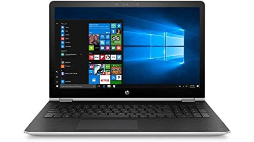 2018 HP Flagship Newest x360 2-in-1 Convertible Laptop 15.6 FHD Touchscreen, Intel Core i5-7200U, 8GB RAM, 128GB SSD, AMD Radeon 530 2GB Dedicated Graphics, Windows 10, Stylus Pen Included