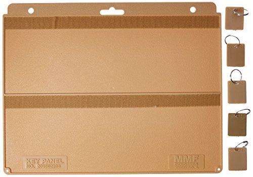 File Drawer Key Rack - 4