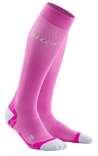 CEP – Ultralight + PRO Compression Socks für Damen | Leichte Laufsocken mit Kompression