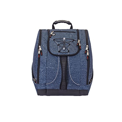Athalon Everything Boot Bag, Blue Rain