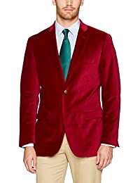 Men's Velvet Sport Coat