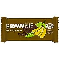 Simply Raw Brownie crudivegano de Plátano y Cacao