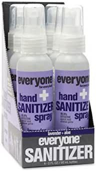 Hand Sanitizer: Everyone