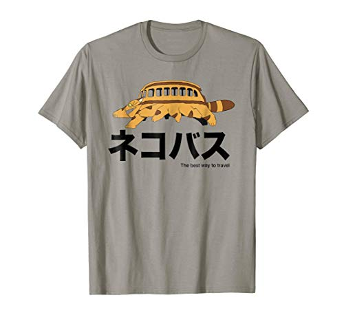 Cat-bus T Shirt Travel New For Mens Womens (Totoro Neighbor My Shirt)