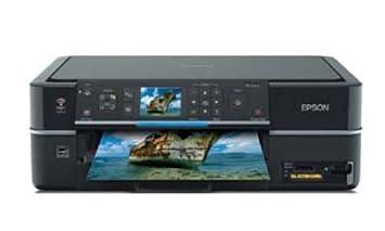 Epson Stylus Photo PX710W - Impresora multifunción de Tinta ...