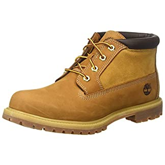 Timberland Women's Nellie Chukka Leather Suede Ankle boots 1