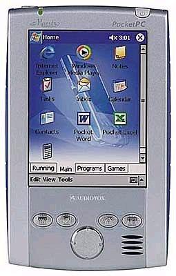 Audiovox Pocket - 8
