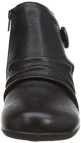 Donna 520 Padders Stivaletti 10 Black Nero gH60Rq
