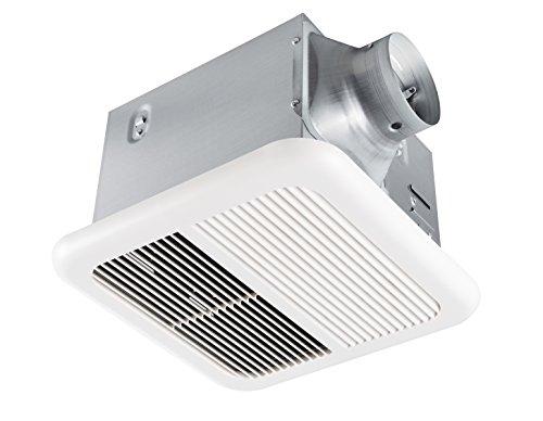 Cheap Tech Drive Super-Quiet 110 CFM, 1.0 Sone Bathroom Ventilation and Exhaust Fan (110CFM)