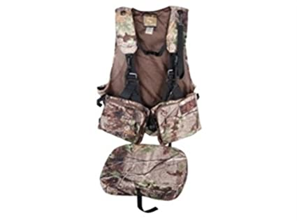 0259eca8aca04 Image Unavailable. Image not available for. Color: OT246XTG Drake Ol' Tom  Dura-Lite Time Motion Strap Turkey Vest ...