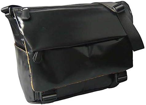 服部 VELBA ベルバ TP フラップ ショルダーバッグ Lサイズ A4 ブラック 126013-BK
