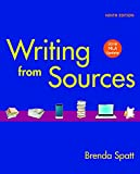 Writing from Sources with 2016 MLA Update 9th Edition