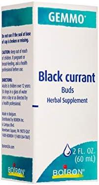 BOIRON USA – Black Currant/Ribus nigrum 2oz [Health and Beauty]