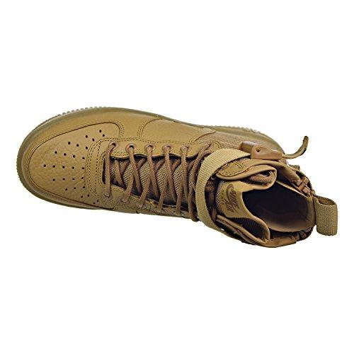 Nike Women's W Sf Af1 Mid Fitness Shoes Multicolour (Elemental Gold / Eleme 700) tiDFYn