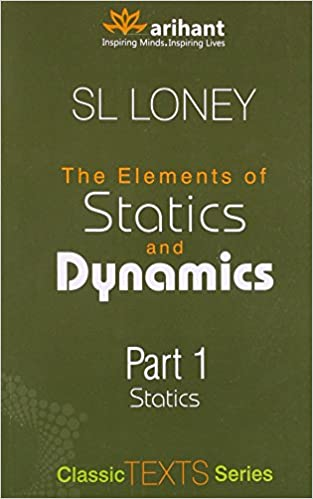 amazon in buy statics and dynamics part 1 book online at low prices
