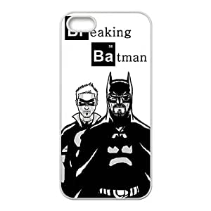 Breaking batman Cell Phone Case for Iphone 5s