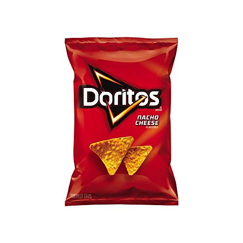 An Item of Doritos Nacho Cheese Tortilla Chips (3 oz. ea, 24 ct.) - Pack of 1 - Bulk Disc