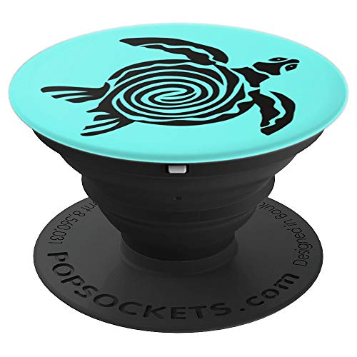 (I Just Really Like Sea Turtles OK Cellphone Mount Phone Knob - PopSockets Grip and Stand for Phones and Tablets)