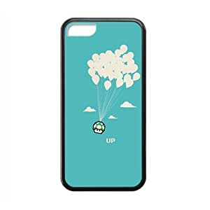 Creative Cartoon Balloon Cell Phone Case For ipod touch4
