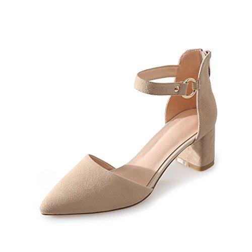 Pink Talons MEI Chaussures Bloc Sandales Femmes amp;S Pw0q0Cz7