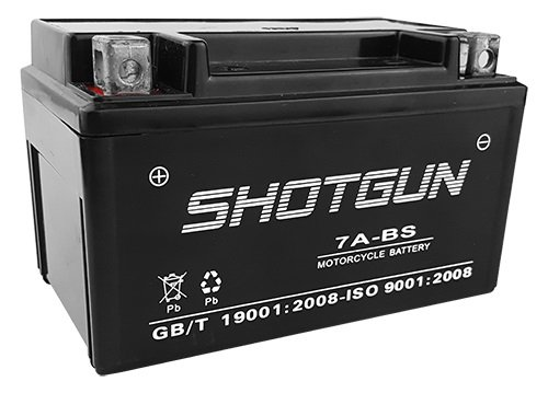 Shotgun YTX7A-BS Scooter Battery for KYMCO People 150 150CC 09-1 Year Warranty by Shotgun (Image #1)