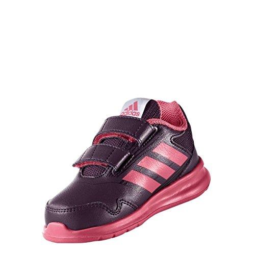 rojnoc rojo Gimnasia Bebé Unisex Rojo Altarun I supros Adidas Zapatillas negbas De Cf zRqXv
