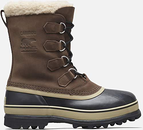 SOREL Men's Caribou NM1000 Boot,Bruno,17 M