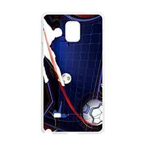 Cool Man Football Pattern Hot Seller High Quality Case Cove For Samsung Galaxy Note4