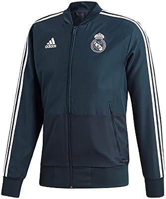 b713e6960bfbd adidas Real Madrid- Chaqueta oficial del real madrid para niños (152)   Amazon.es  Deportes y aire libre