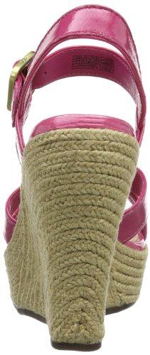 UGG Jackilyn - Tira de tobillo de cuero mujer Rosa - Rose - Pink (PPNK)
