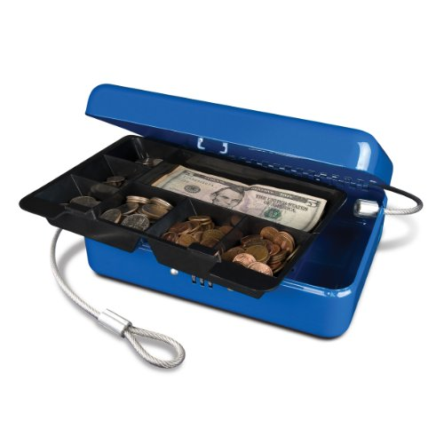 Fortress Cabled Cash and Key Box