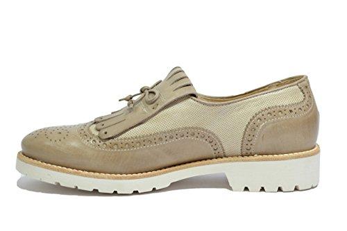 Nero Giardini Francesine tortora 7192 scarpe donna P717192D