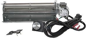 Amazon.com: Fireplace Blower for Heatilator, Majestic FK4, GFK4 ...