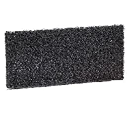 3M Commercial 4-5/8X10 Hp Stripp Pad (Pack Of 10) 8550 Scrub Pad