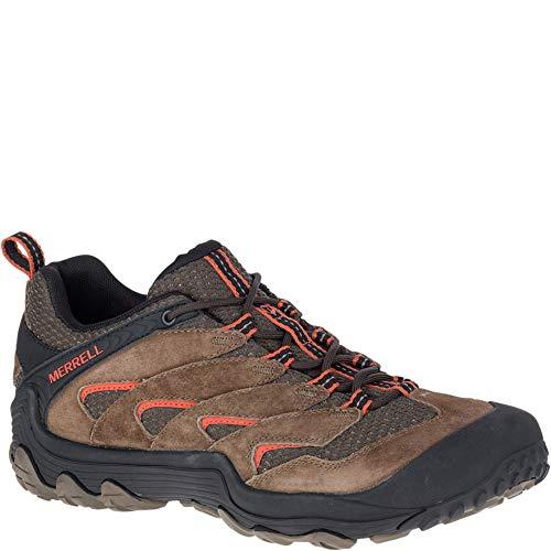 Merrell Men's Chameleon 7 Limit Hiking Boot, Stone, 11 Medium US