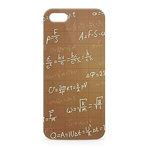Physics iPhone 5s 3D wrap around Case - Design 2