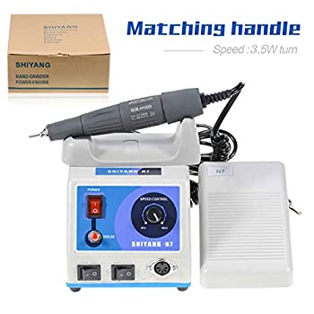 Image of Casting Machines OUBO Brand Micro Motor N7 Polishing Machine Jewelry Making Tools with 35K RPM Hand Tool