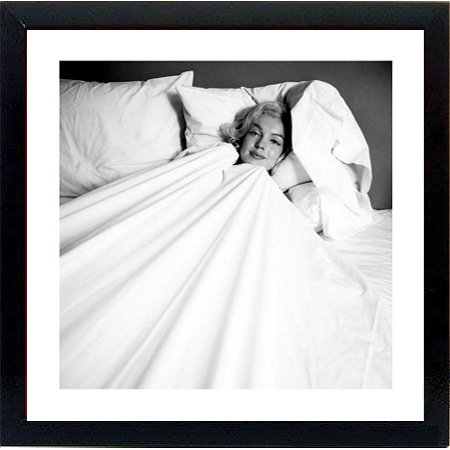 Amazon.com: Marilyn Monroe Framed Bedroom Picture Art Print Photo By ...